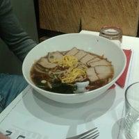 Photo taken at Yun Restaurant by Eleonora M. on 12/29/2013