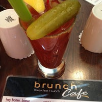 Photo taken at Brunch Cafe by Tiffany W. on 1/1/2013