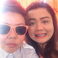 Photo taken at Boat ride to Batangas by Neng R. on 2/23/2014