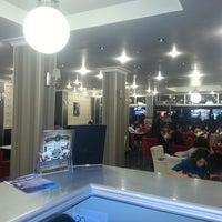 Photo taken at Café Dream by Atila K. on 3/4/2013