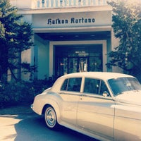 Photo taken at Hotel Haikko Manor Porvoo by Abrosimov M. on 5/7/2013