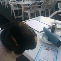 Photo taken at Abalonetti Seafood Trattoria by Ana Lydia O. on 8/31/2015