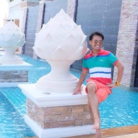 Photo taken at Grand pacific sovereign resort&spa by Munin N. on 10/12/2014
