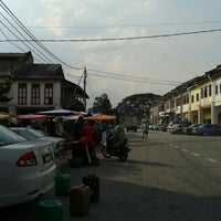 Photo taken at Pekan Karai by Sakinah on 6/21/2015