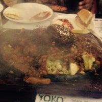 Photo taken at Yoko sizzlers by Saloni M. on 10/29/2015