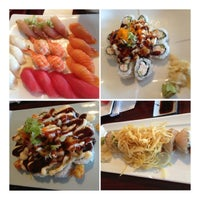 Photo taken at Starfish Sushi by Jo S. on 8/18/2013