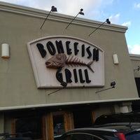 Photo taken at Bonefish Grill by David L. on 2/22/2013