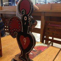 Photo taken at Nando's by Andrew O. on 2/25/2013