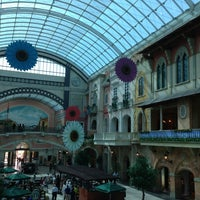 Photo taken at Mercato Mall by Dorothee L. on 6/7/2013