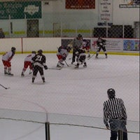 Photo taken at Southwest Ice Arena by Michael C. on 12/9/2012