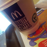 Photo taken at McDonald's by Addictioneer W. on 2/26/2013