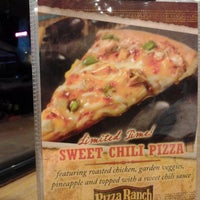 Photo taken at Pizza Ranch by Blazger on 2/16/2013
