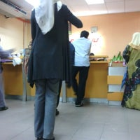 Photo taken at POSLAJU National Courier by Mohd Shahrizal on 10/9/2012