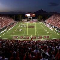 Photo taken at Sam Boyd Stadium by Sam Boyd Stadium on 7/9/2013