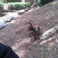 Photo taken at marquis doggie park/ garden by . .. on 4/27/2014