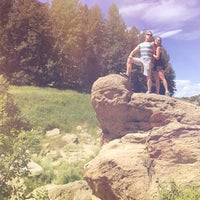 Photo taken at Castlewood Canyon State Park by Christopher W. on 7/19/2015