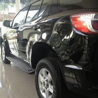 Photo taken at Chevrolet Sandjungan by Jamal S. on 10/22/2013