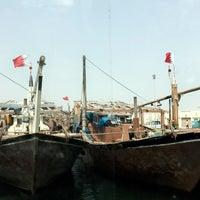 Photo taken at Al Dar Island by Noupha A. on 7/23/2016