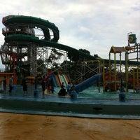 Photo taken at Taman Wisata Lembah Hijau by Elmaiza D. on 4/4/2013