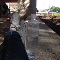 Photo taken at McKinney Humanities Building by Karina R. on 4/28/2014