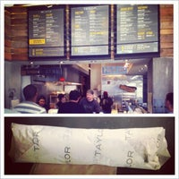 Photo taken at Taylor Gourmet by Alaa S. on 3/9/2013