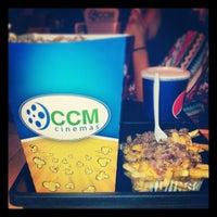 Photo taken at CCM Cinemas by Henry S. on 3/5/2013