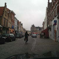Photo taken at Smedenstraat by Maxime G. on 2/25/2013