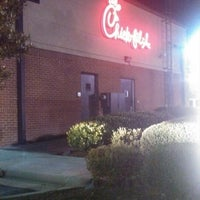 Photo taken at Chick-fil-A by Natasha C. on 10/2/2013