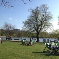 Photo taken at Hyde Park by RS on 5/3/2013