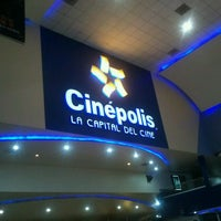 Photo taken at Cinépolis by Jenny R. on 5/6/2013