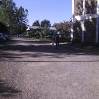 Photo taken at JKUAT KAREN CAMPUS by Andres M. on 2/18/2013