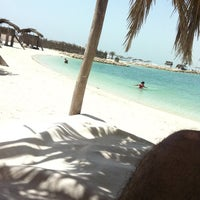 Photo taken at Al Dar Island by Mahmoud J. on 5/31/2013