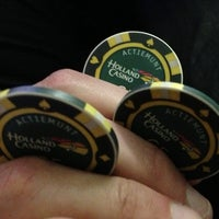 Photo taken at Holland Casino by Roy on 2/16/2013