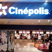 Photo taken at Cinépolis by Alfonso G. on 2/22/2013