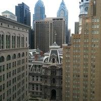 Photo taken at Philadelphia Marriott Downtown by Steve H. on 4/16/2013