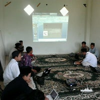 Photo taken at Pondok Pesantren Langitan by Didit S. on 9/29/2012