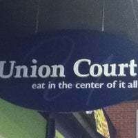 Photo taken at Union Court by Jessica H. on 3/7/2013