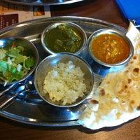 Photo taken at GANESHA Restaurant by C A. on 4/18/2013