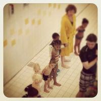 Photo taken at Zwemschool Aquayara by Remo V. on 5/12/2013