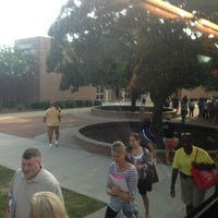 Photo taken at USA Student Center by Suzanne L. on 7/10/2013