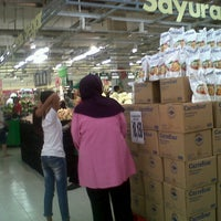 Photo taken at Carrefour by Zahra M. on 8/10/2013