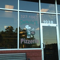 Photo taken at DeNoia's Pizzeria by Triangle Real Estate G. on 9/7/2013