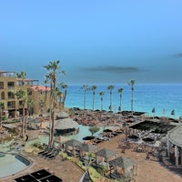 Photo taken at ME Cabo by Kay C. on 3/1/2013