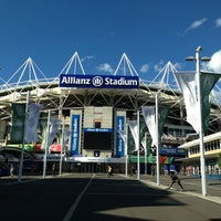 Photo taken at Allianz Stadium by Scott B. on 7/5/2013