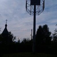 Photo taken at 40-тысячный км Электрификации ЖД РФ by Ксения F. on 8/29/2013