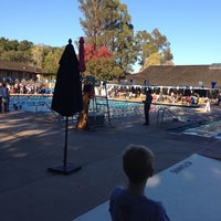 Photo taken at Alpine Hills Tennis & Swimming Club by G.E. A. on 11/1/2013