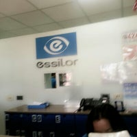 Photo taken at ESSILOR Davao by jie s. on 2/23/2013