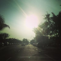 Photo taken at Santa Monica Blvd by JomoTheDavis on 1/24/2014