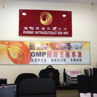 Photo taken at phoenix nutraceuticals sdn bhd by Ung B. on 4/26/2014