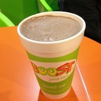 Photo taken at Boost Juice Bar by Jessica K. on 7/15/2013